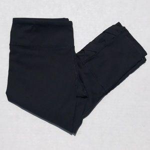 Scorpio Sol Black Capri Leggings